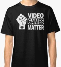 GAMING - VIDEO GAMES MATTER - GAMER Classic T-Shirt