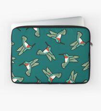 Kolibri-Muster Laptoptasche