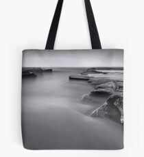 Smooth Contrasts Tote Bag