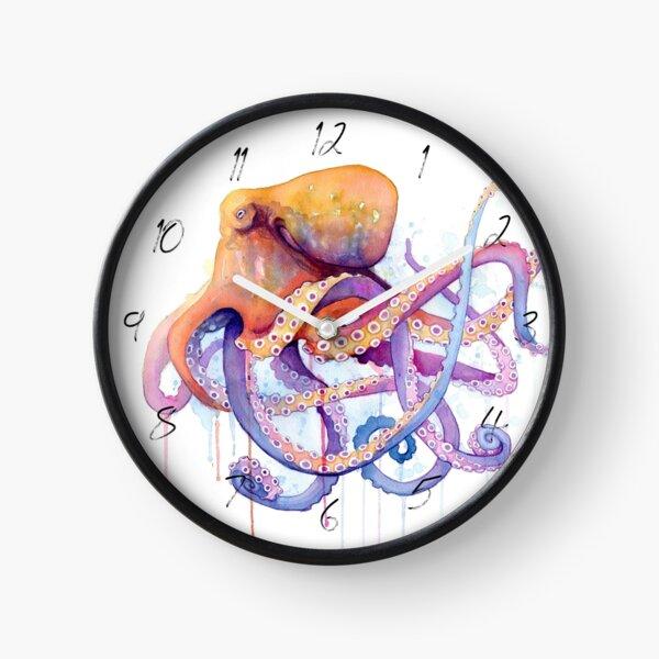 Octopus II Clock