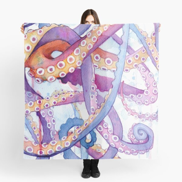Octopus II Scarf
