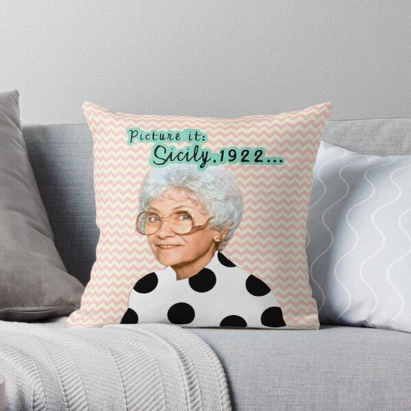 Sophia Petrillo Throw Pillow