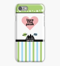 Love the Peak! iPhone Case/Skin