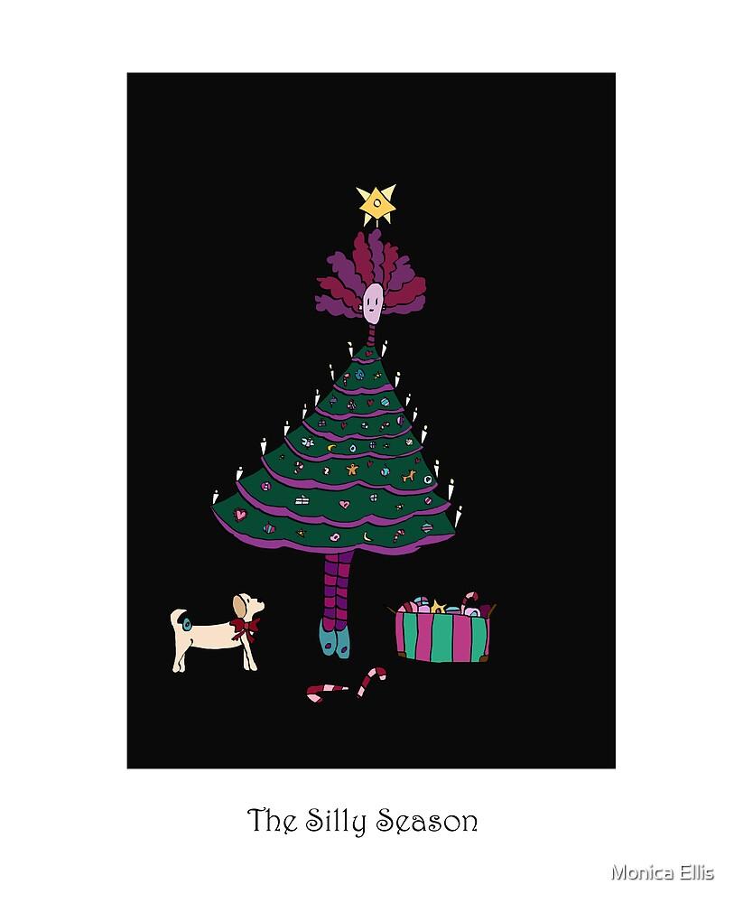 The Silly Season by Monica Ellis