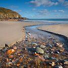 Kennack sands Cornwall by eddiej