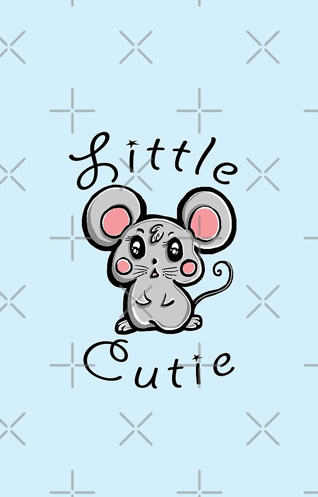 """Little Cutie""  by Ameda"