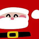 Merry Christmas Santa Claus by Sonia Pascual