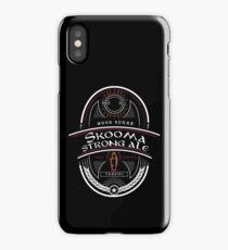 Skooma Strong Ale iPhone Case/Skin