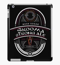 Skooma Strong Ale iPad Case/Skin