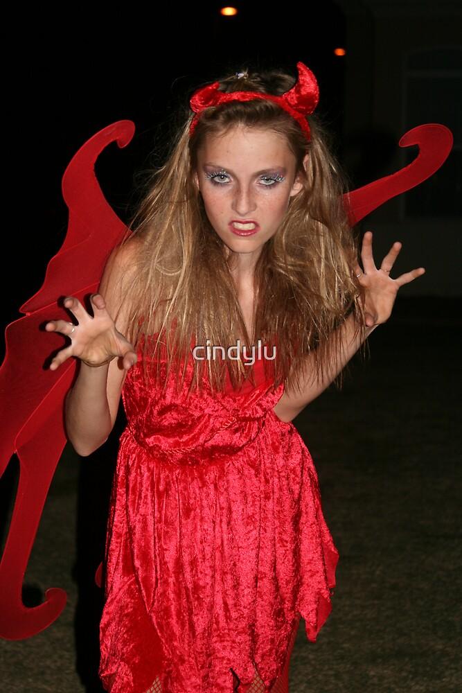 Devil Girl by cindylu