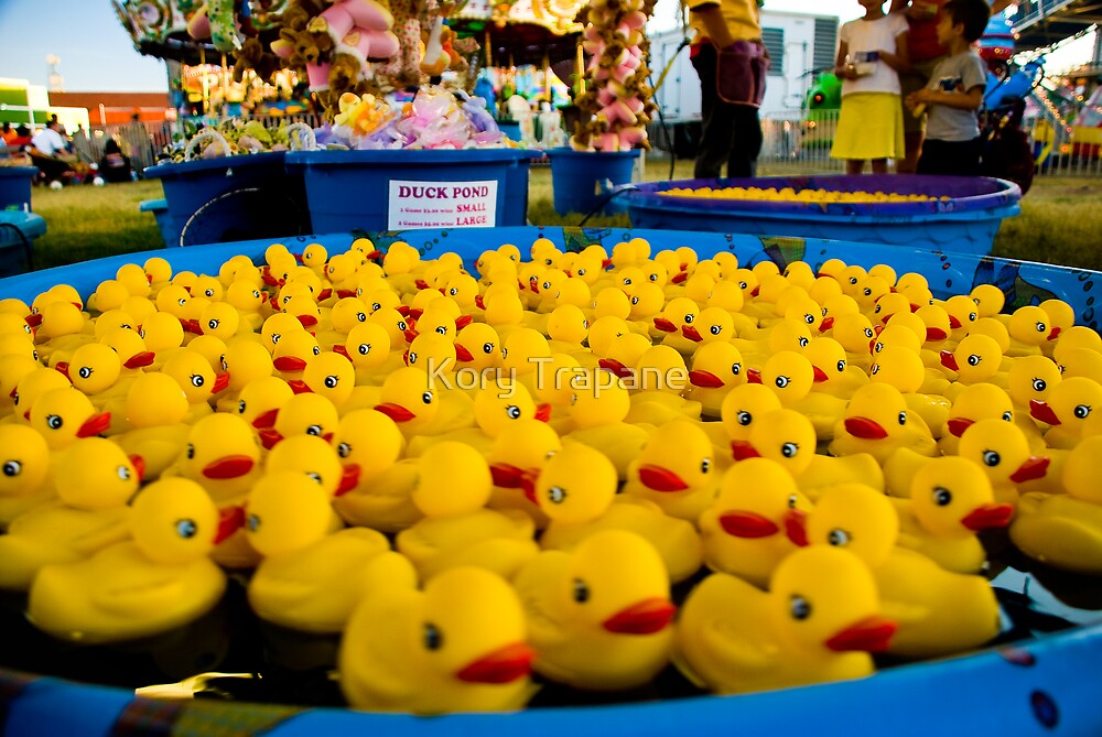 The Duck Pond by Kory Trapane