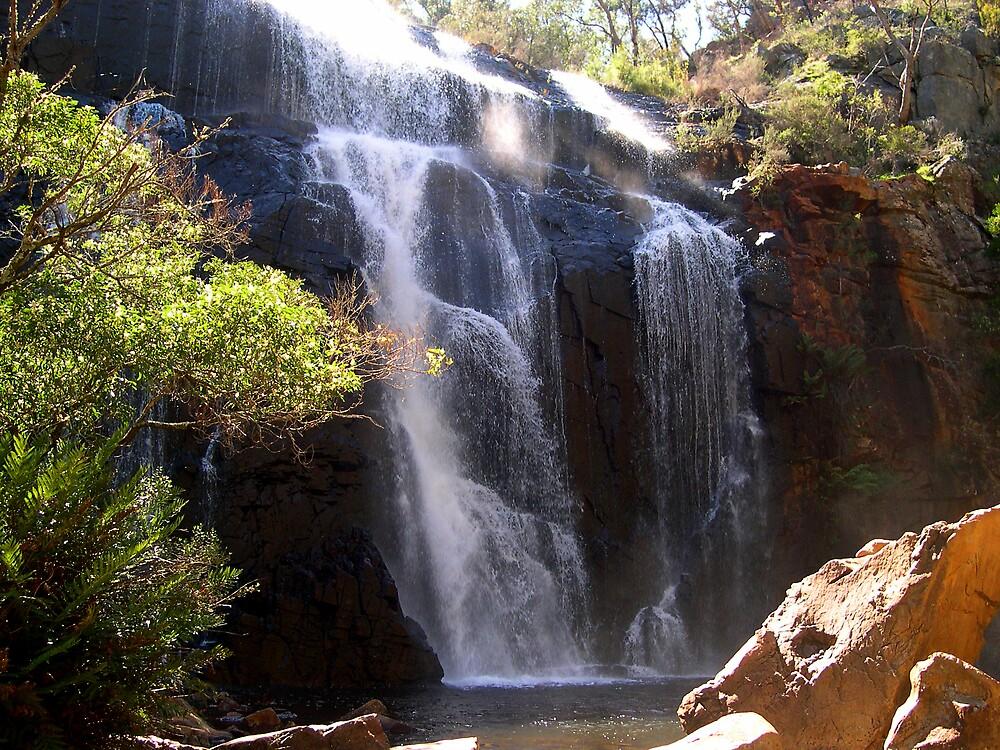 Mackenzie Falls by Jackal