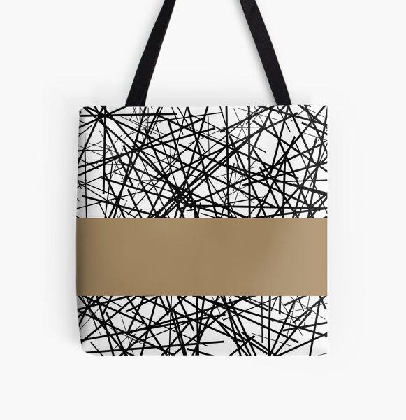 kava All Over Print Tote Bag