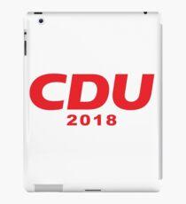 CDU 2018 iPad Case/Skin