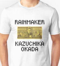 Rainmaker Kazuchika Okada Unisex T-Shirt