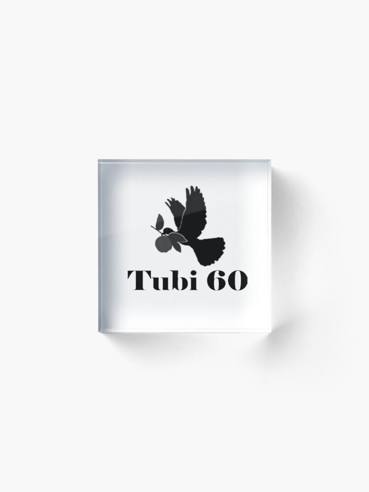 Alternate view of Tubi 60 Acrylic Block