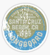 Santa Cruz Beach Sticker