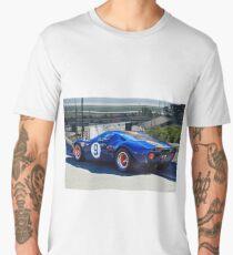 1966 Ford GT40 'Sports Racing FIA' I Men's Premium T-Shirt