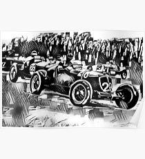 Leidenschaft Autorennen 2 / The Passion Of Racing 2 Poster