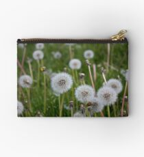 Dandylion gone to seed Studio Pouch