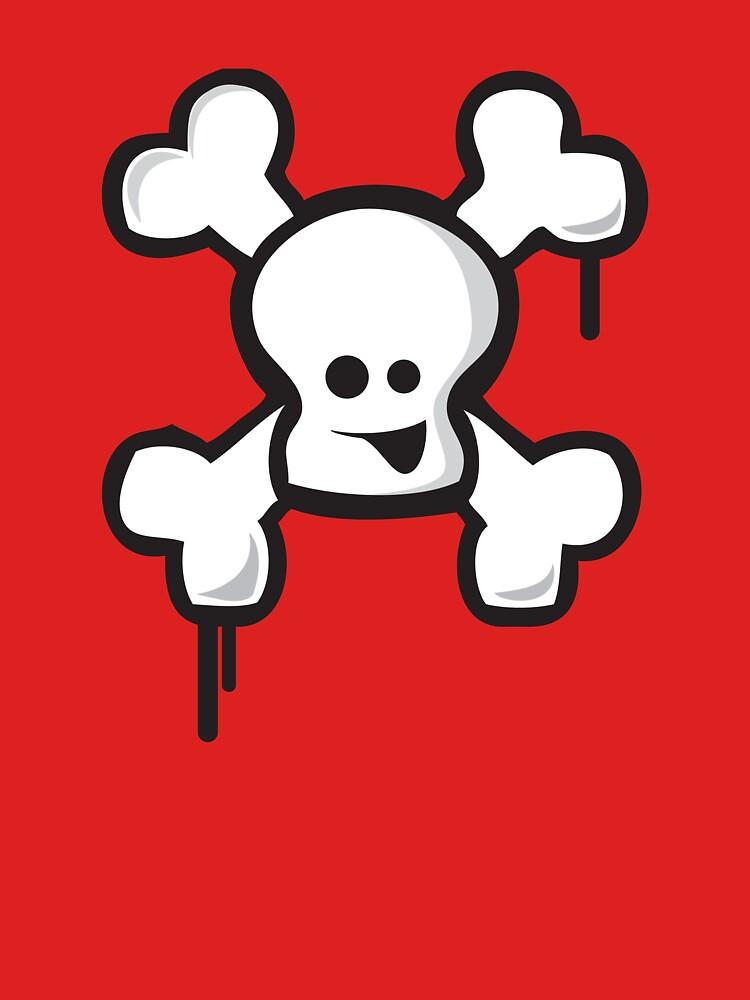 Happy Skull! by JamesLillis