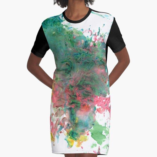 SA Graphic T-Shirt Dress
