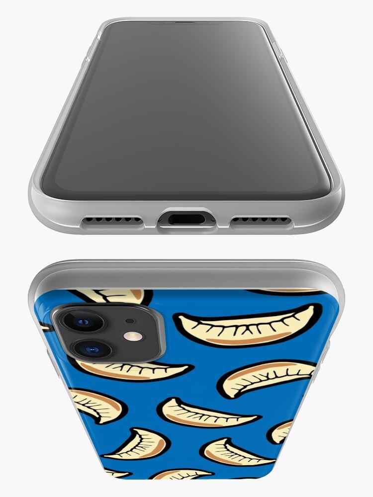 Alternate view of Gyoza Dumpling Pattern iPhone Case & Cover