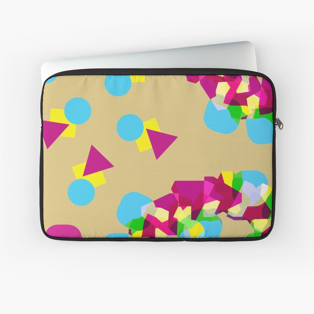 Color Forms Laptop Sleeve