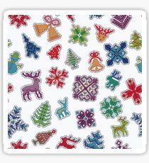 Nana's Ornaments Sticker