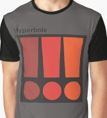 The Flash ( Cisco's shirt ) - Hyperbole Graphic T-Shirt