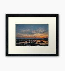 North Fambridge View Framed Print