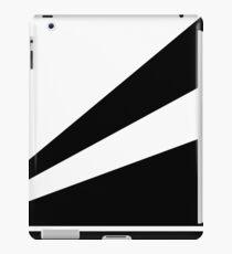 Black #buyart #kirovair #abstract #minimalism iPad Case/Skin