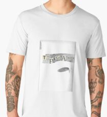 Typography Men's Premium T-Shirt