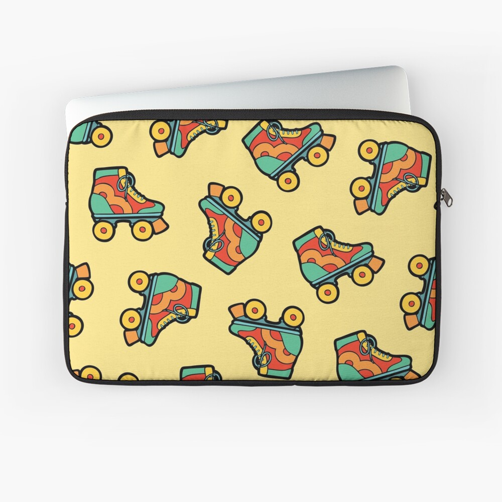 Get your skates on! Laptop Sleeve