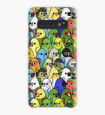 Too Many Birds! Bird Squad Classic Case/Skin for Samsung Galaxy