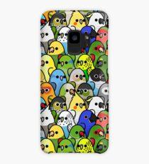 Too Many Birds! Bird Squad 1 Case/Skin for Samsung Galaxy