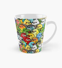 Too Many Birds! Bird Squad 1 Tall Mug