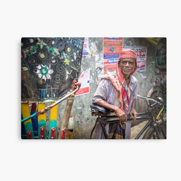Chittagong Metal Print