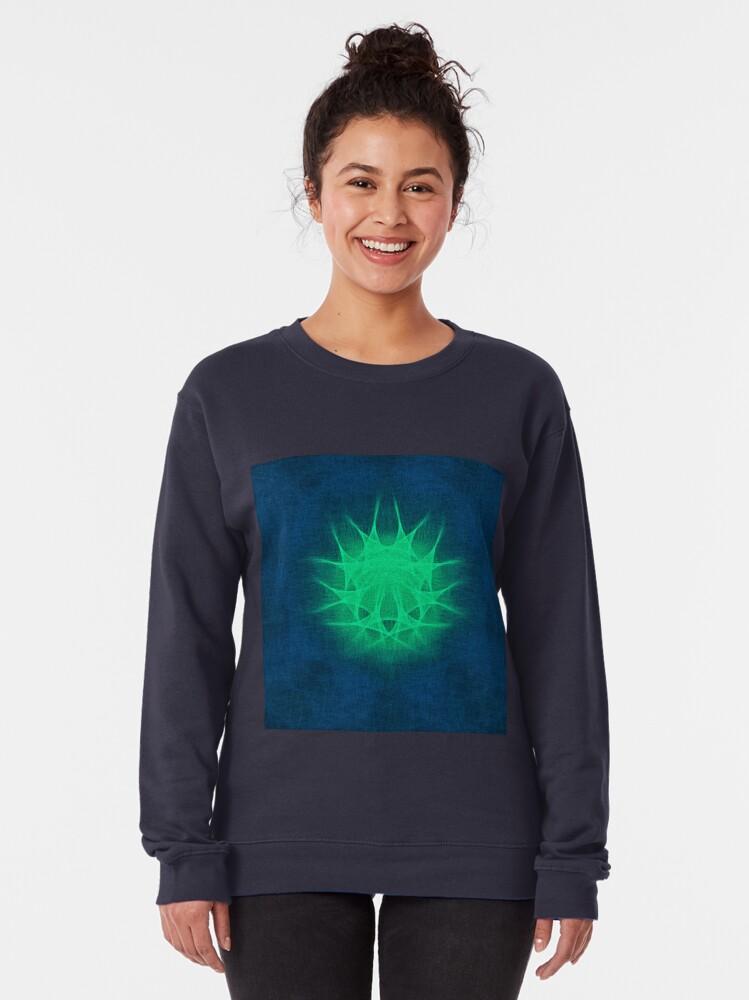 Alternate view of Insubstantial Star Pullover Sweatshirt