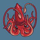 Colossal Squid by bytesizetreas
