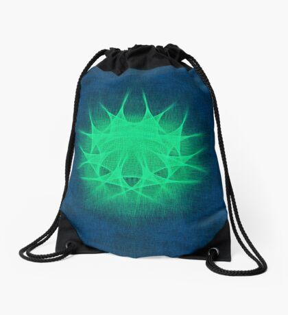 Insubstantial Star Drawstring Bag