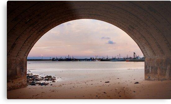 Water under the bridge by louishiemstra