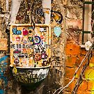 Berlin Street Art 1 by Cliff Williams