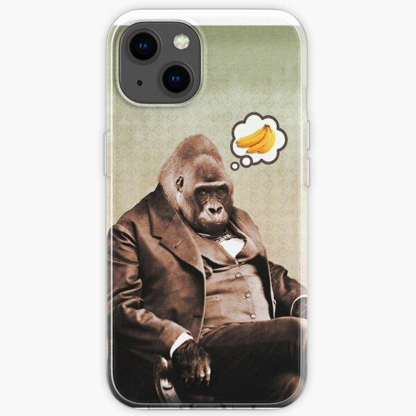 Wir haben keine Bananen. . . aber wir können träumen. . . iPhone Flexible Hülle
