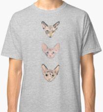 Camiseta clásica las esfinges