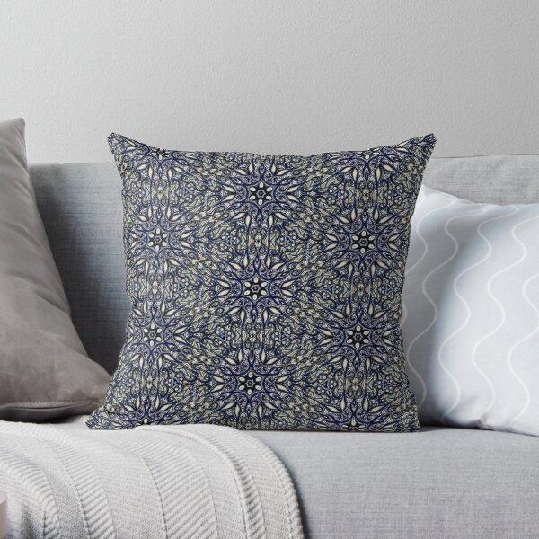 L.Engles Throw Pillow