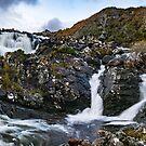 Unnapool Burn, nr Kylesku, Assynt, Scotland by Cliff Williams