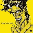 The Crampus by dawlism