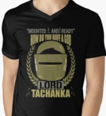 Lord Tachanka Men's V-Neck T-Shirt