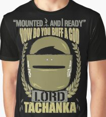 Lord Tachanka Graphic T-Shirt